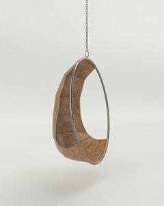 3D model swing chair
