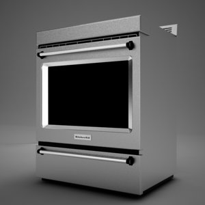 stove oven model