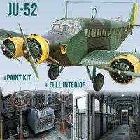 Junkers Ju-52 3m-g7