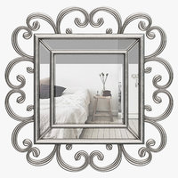 alth3601 curl mirrors 3D