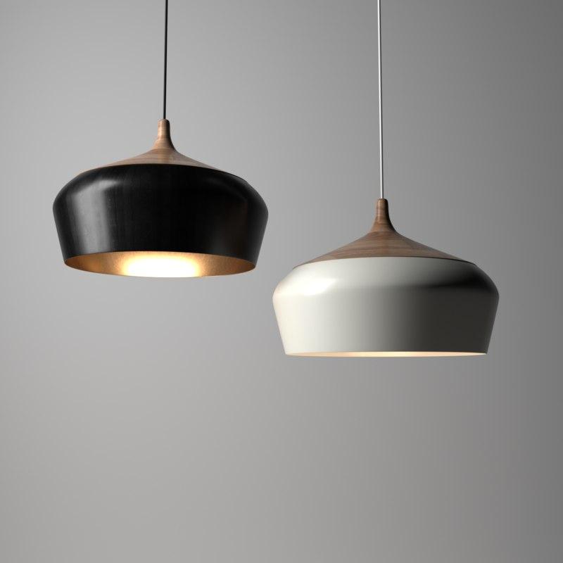 coco pendant lamp 3D