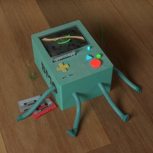 bmo 3D model
