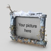 3D picture frame ground