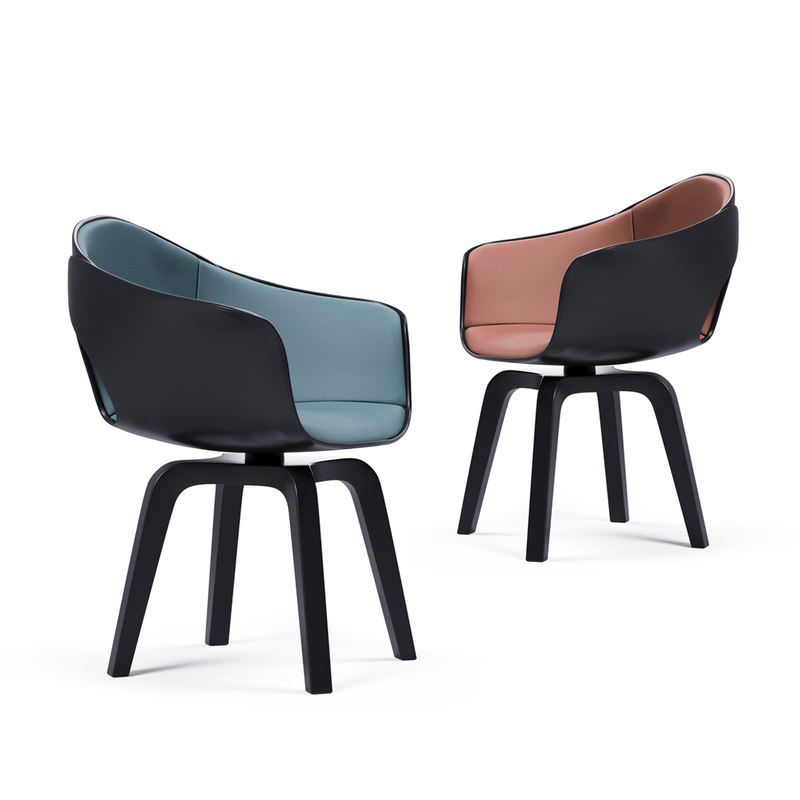 modern loft chair model