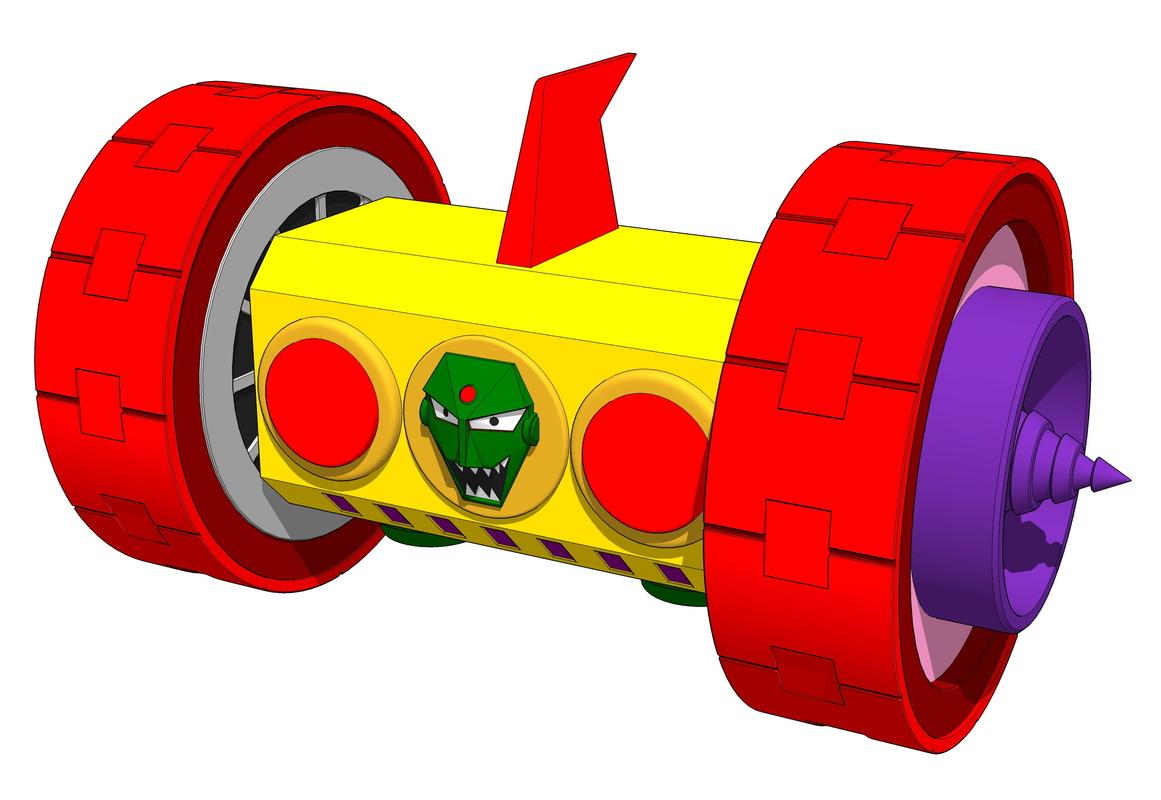 3D model mazinger mazingerz