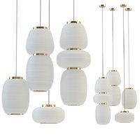 3D b lux misko pendant lamp