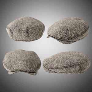 3D model mens flat cap