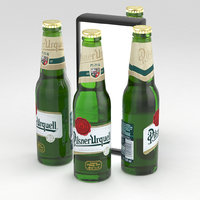 3D model prcr1 beerbottle