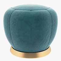 3D florence stool model