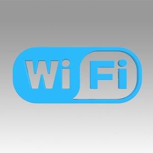 3D wifi wi fi