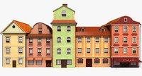 European Style Buildings