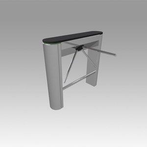 turnstile model