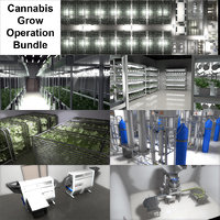 Cannabis Productions Facility