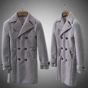 mens coat 3D