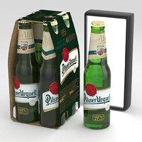prcr1a beerbottlepack 3D model