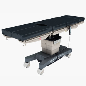 operating table 3D