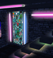 IMVU Neon Lighting NightClub
