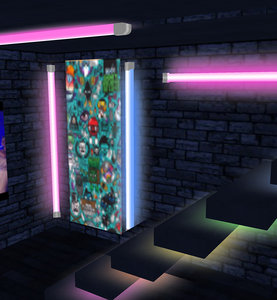 imvu room 3D model