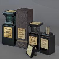 cosmetic tom perfume 3D model
