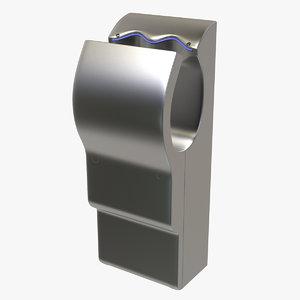 hand dryer v3 3D