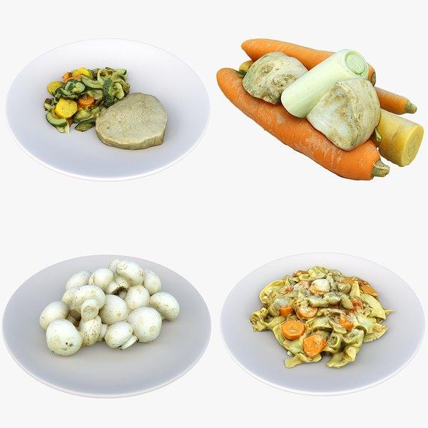 meal food model