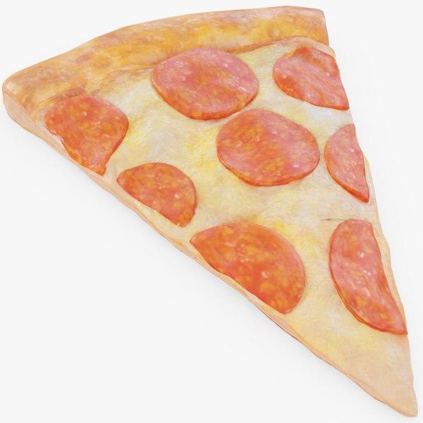 pepperoni pizza model