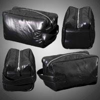 mens cosmetic bag model