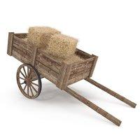 old cart model