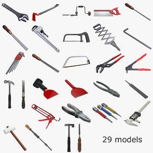 spanner pliers 3D