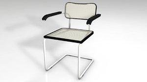 comfortable chair 3D model