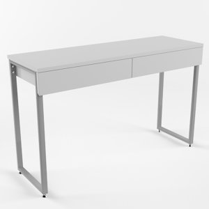 table writing computer jysk 3D model