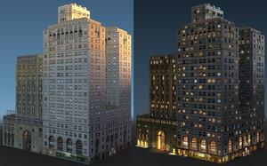 new york lexington avenue 3D model