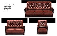 london sofa armchair 3D model