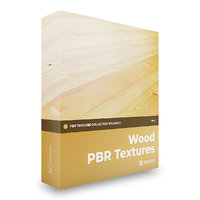 Wood PBR Textures - Collection Volume 2