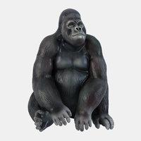 Figurine Gorilla 4