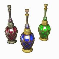 potion magic bottle model