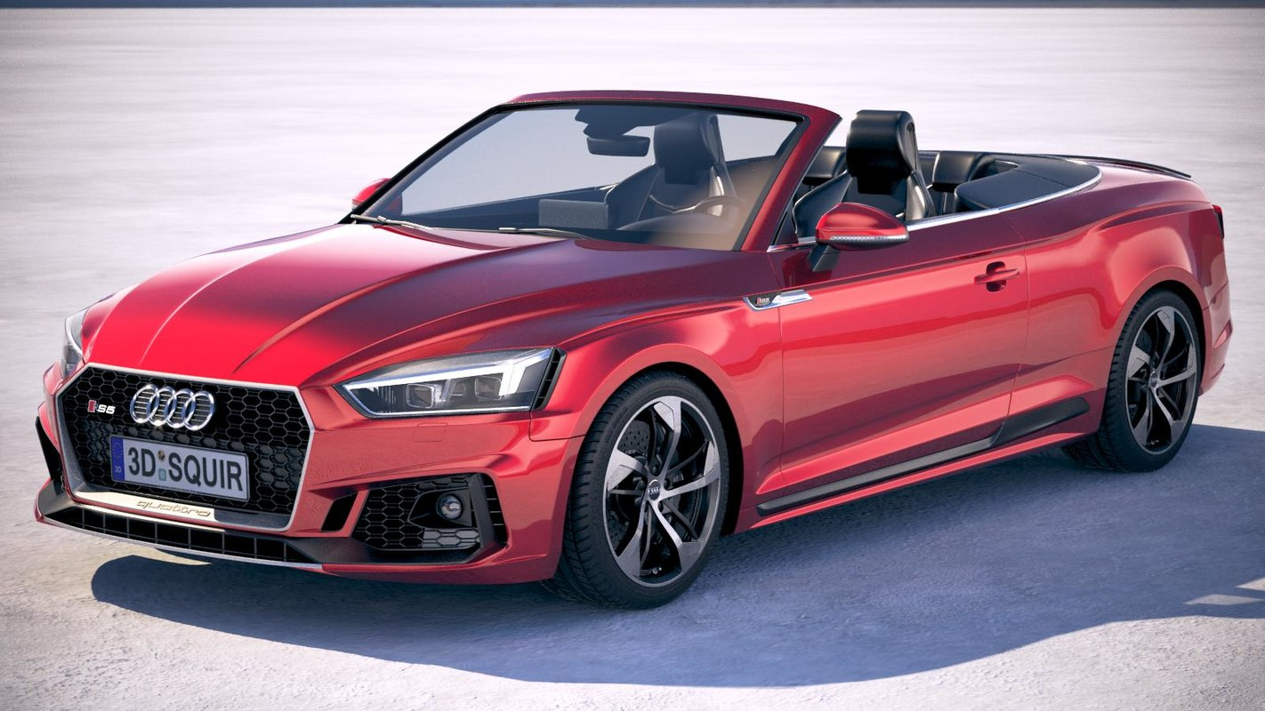2021 Audi Rs5 Cabriolet Overview