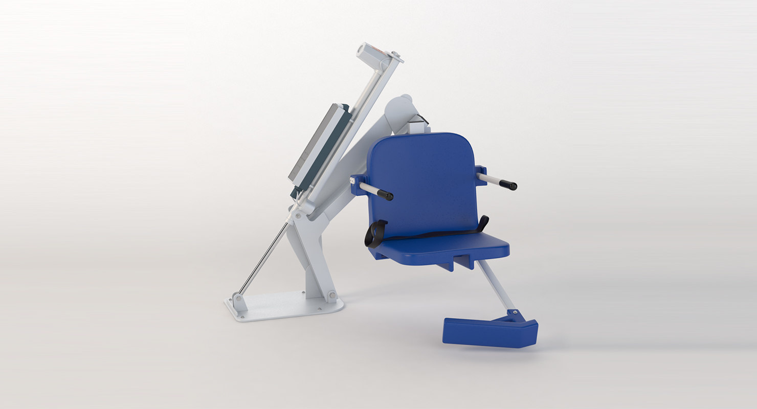 3D lift model