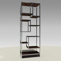 Accent Book Shelf