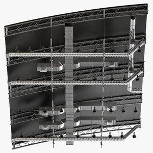 3D ceiling ventilation 19
