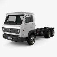 volkswagen delivery 13 3D model