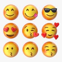 emoji pack 2 10-18 model
