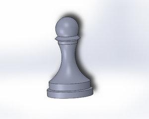 3D pion model