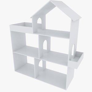 3D dollhouse simple