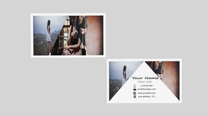 Abdbcc Business Card Template
