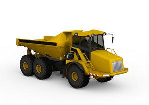 dump truck model