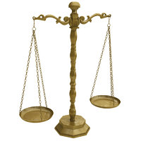 3D scales justice model