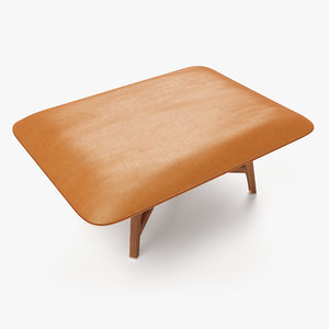 leather stool hermes model