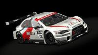 Mitsubishi Lancer Evolution Final Edition Gr.3