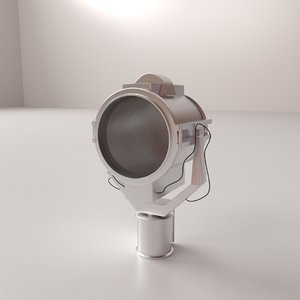 searchlight search 3D model